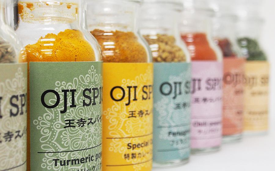 王寺スパイス(oji spice)オリジナルスパイス販売紹介画像2