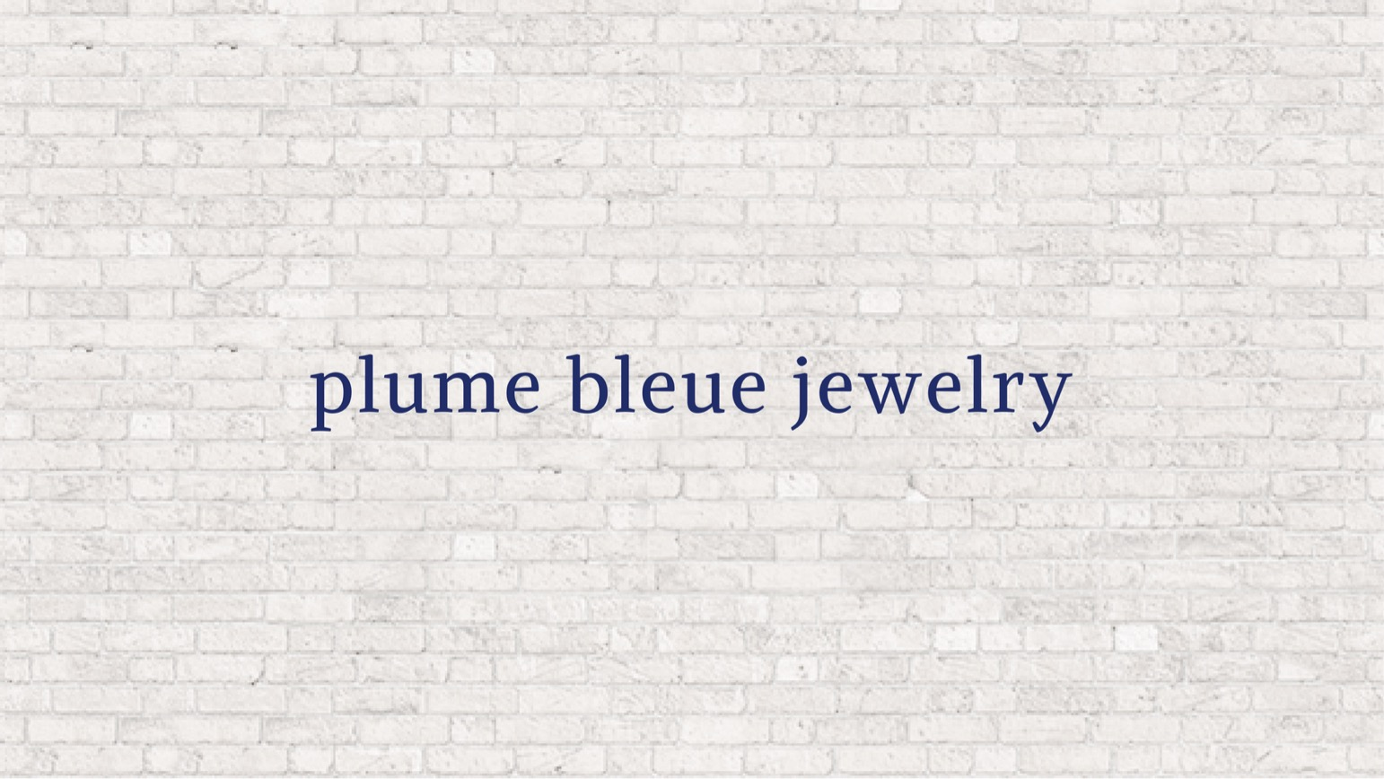 plume bleue jewelry | 金属アレルギー対応アクセ取り扱いSHOP紹介画像1