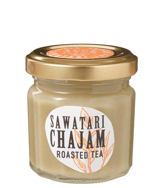SAWATARI CHA JAM[ほうじ茶]
