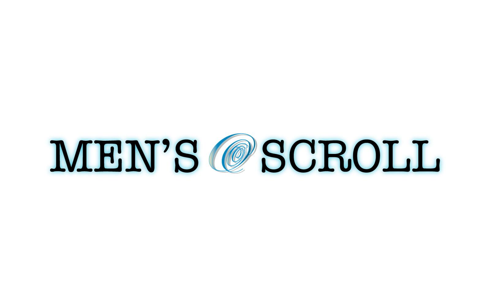 MEN'S SCROLL