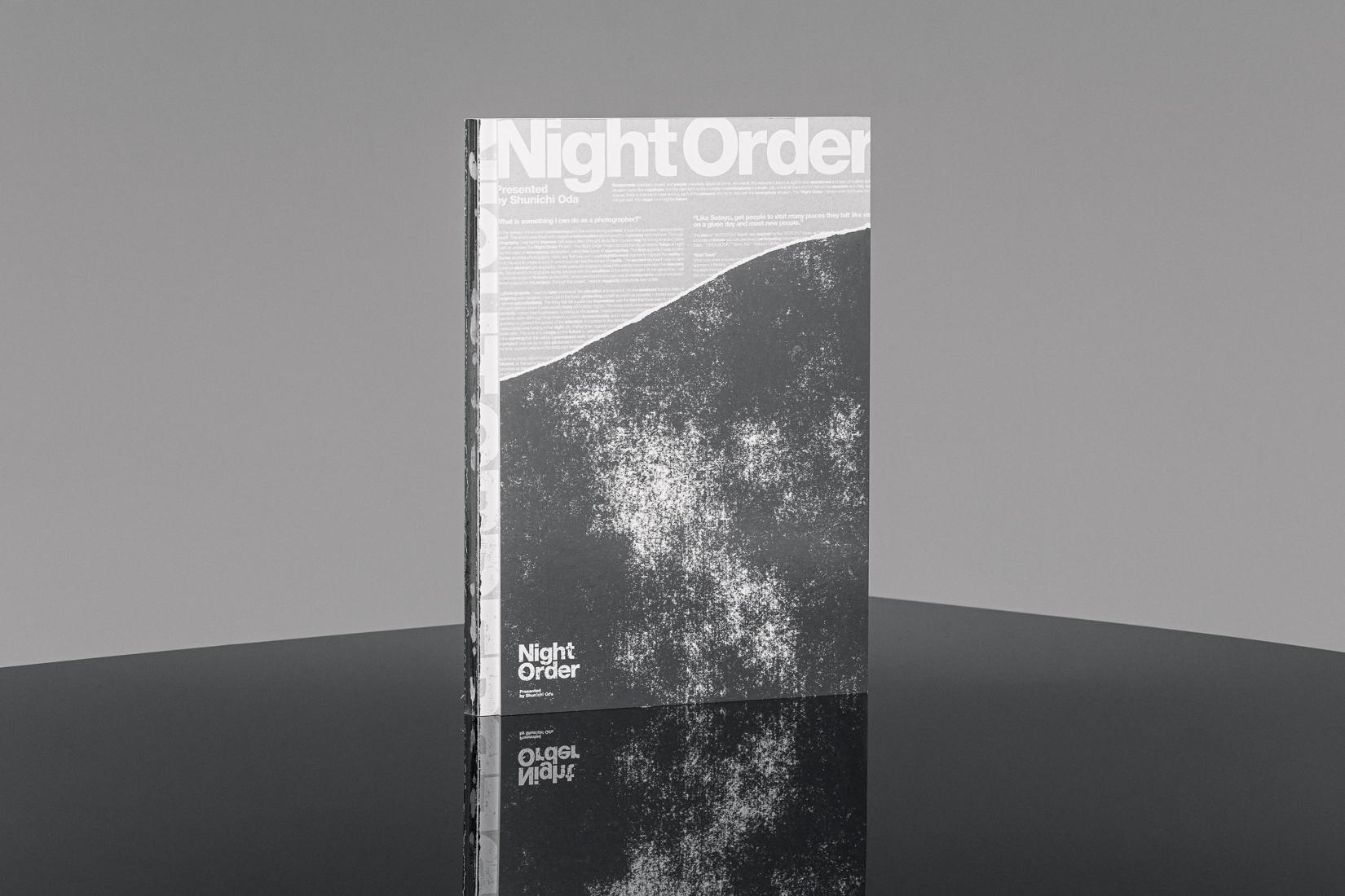 写真集『Night Order』