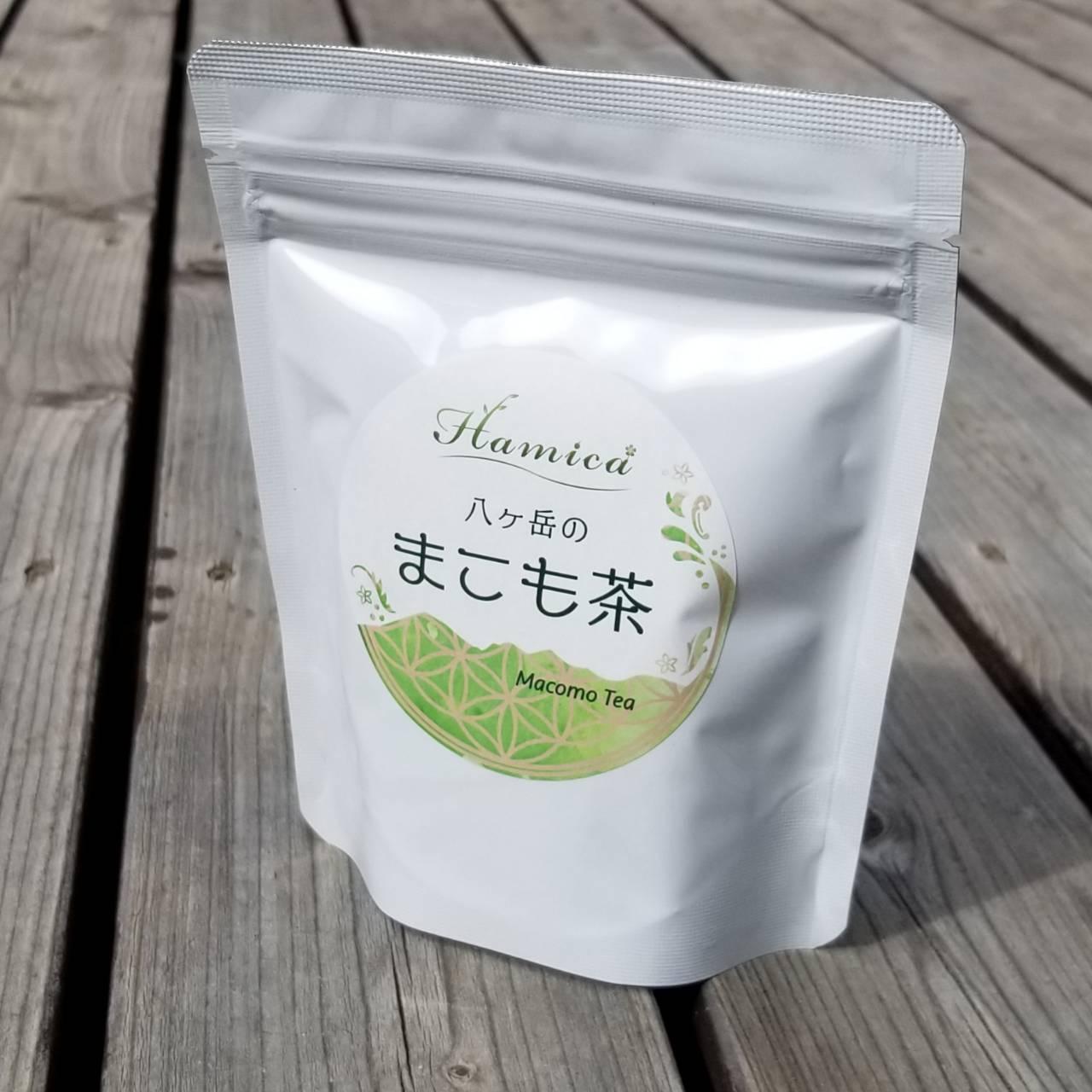 【八ヶ岳のまこも茶(5袋入り)】