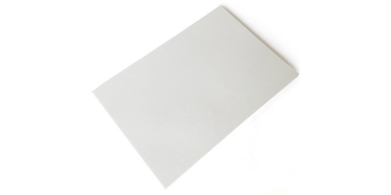 越前機械漉和紙便箋用・簀の目入・白・50枚