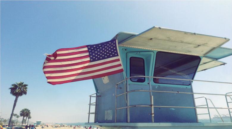 アメリカ西海岸ヴィンテージ THE COMBER BEACH