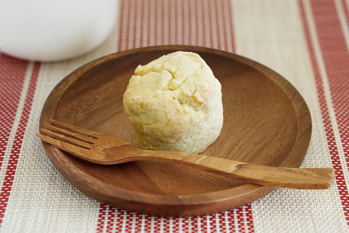 軽い食感としっかりとした満足感のスコーンも。種類豊富に品揃え。